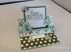 The Craft Spa - Stampin' Up! UK independent demonstrator : Fancy Fold Cards