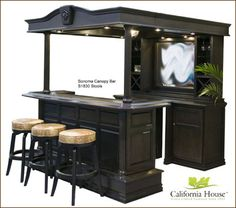 1000 images about bar ideas on pinterest home bars google images and wet bars - Bar canopy designs ...