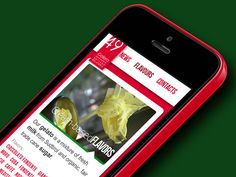 Galliera 49 website mobile version by Claudio Caciagli