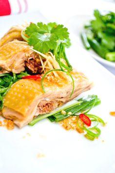 Samsui chicken rice recipe