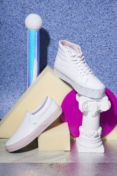 37342606b18 Nasty Gal x  vans Collaborate On Sneaks That Are  90s School Girl Nostalgia  At