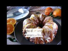 Torta di mandorle e arance frullate, senza grassi e senza farina
