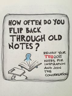 TED2015 Sketch Notes, Design Thinking, Inspiration, Biblical Inspiration, Inspirational, Inhalation