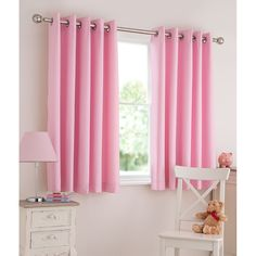 Kids Light Reducing Eyelet Curtain   Colourful Curtains Brighten Up Kids  Bedrooms And Help Block Out