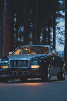 Rolls Royce Wraith   Via ✤LadyLuxury✤