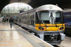 EMU British Rail Class 332, No.332004 at London Paddington Station