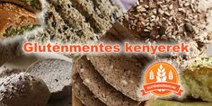 gluténmentes kenyér receptek, gm kenyerek