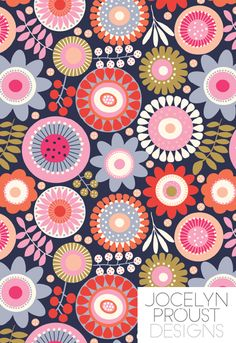 print & pattern: SURTEX 2016 - jocelyn proust
