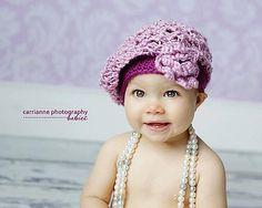 Ravelry: Molly Hat pattern by Kristi Simpson