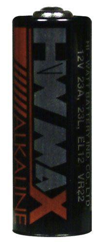 Remote control batteri - LR23A - 1 pak fra Hi-Watt - Sexlegetøj leveret for blot 29 kr. - 4ushop.dk - Alkaline batteri 23A, 12V. Special batteri som i sammenhæng med sexlegetøj bruges som batteri i fjernbetjeninger til trådløs sexlegetøj. Bruges eksempelvis ligeledes i tyverialarmer.