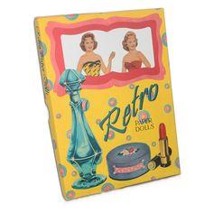 Perisphere & Trylon Retro Paper Dolls