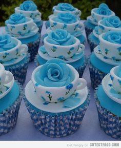 Aqua cakes