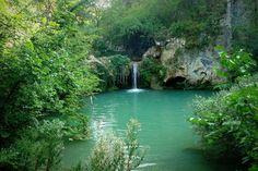 Hotnitsa waterfall bulgaria