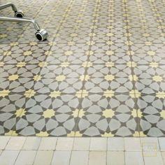 Snowbank C24-35-5 Mosaic House Cement Tile