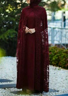 Dress brokat muslimah hijab fashion 22 trendy Ideas Source by yuttaarief dress Hijab Evening Dress, Hijab Dress Party, Hijab Wedding Dresses, Pakistani Dresses, Bridal Dresses, Evening Gowns, Hijab Bride, Wedding Abaya, Hijab Gown