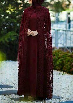 Dress brokat muslimah hijab fashion 22 trendy Ideas Source by yuttaarief dress Hijab Evening Dress, Hijab Dress Party, Hijab Wedding Dresses, Evening Gowns, Bridal Dresses, Wedding Abaya, Hijab Gown, Muslim Evening Dresses, Turban Hijab