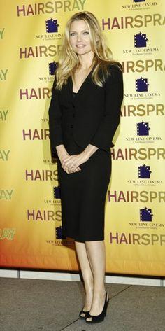 michelle pfeiffer celebrity style: Michelle Pfeiffer's conservative style