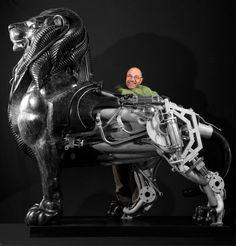 Original sculptures // Pierre Matter