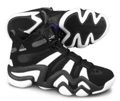 KB8 (Crazy 8) Adidas - Kobe's first signature shoe with Adidas. Great bubble sole