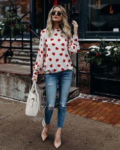 Heartthrob Knit Top