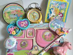 Various My Little Pony Merchandise
