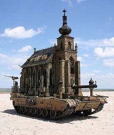 Tank Church (Netherlands)...............WHAAAAT?????