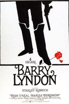 Barry Lindon by Staney Kubrick
