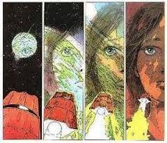 Znalezione obrazy dla zapytania thorgal gwiezdne