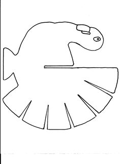 Christmas Cut Out Patterns | How to Make a Wooden Turkey Decoration | AllFreeHolidayCrafts.com