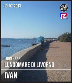 Ivan - Lungomare di Livorno