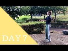 Day 7 - 22 Minute Qigong Morning Routine + Tree Pose Meditation + Abdominal Breathing Routine Breakdown: Warm Up the Hands Face Massage + Head Massage + Ears. Tai Chi Exercise, Tai Chi Qigong, Face Massage, Anti Aging, Routine, Health Fitness, Life Tips, Diy Beauty, Day
