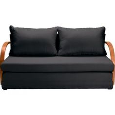 Buy Fizz Foam Fold Out Sofa Bed - Black at Argos.co.uk - Your Online Shop for Sofabeds, chairbeds and futons.