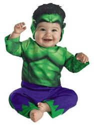 "Omg, Harper should be Hulk, bc his daddy ""hulks"" everything at our house!!!"
