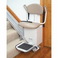 Ameriglide Rubex Ac Stair Lift Stair Lift Wall Outlets Foot Rest