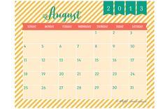 Deseas conocer y programar cuales son los días más adecuados para cortarse el cabello o depilarse de una manera mucho más consciente, a traves de los ciclos de la naturaleza con el Calendario Biodinámico en el mes de Agosto 2013.