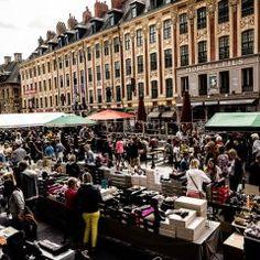 Grande Braderie Lille - gilbert vasseur - Braderie (Flea Market) Lille 2