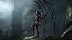 Sarah Kerrigan - StarCraft Wallpaper