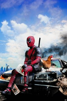 #Deadpool #Fan #Art. (Deadpool Poster) By: GOXIII. (THE * 5 * STÅR * ÅWARD * OF: * AW YEAH, IT'S MAJOR ÅWESOMENESS!!!™) [THANK U 4 PINNING!!!<·><]<©>ÅÅÅ+(OB4E)