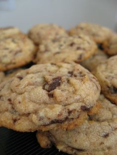 Chocolate Chip and Coconut Cookies