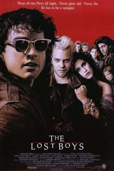 The Lost Boys LOVED this film