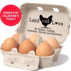 A custom chicken stamp is a great idea for labeling and personalizing the eggs from your backyard chicken coop, farm or homestead. From mini egg stamps to larger stamps for egg cartons, tags and stickers, rubber stamps are a fun way to customize your coop eggs. Not a chicken