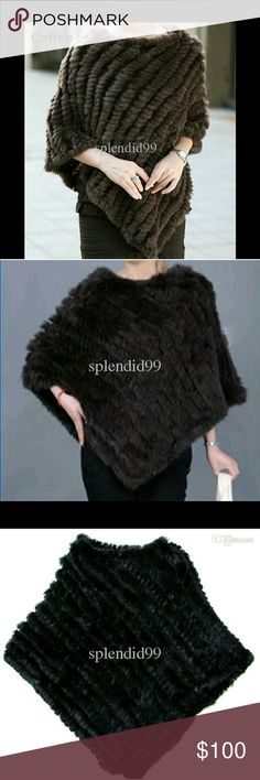 Women fur coat 100% authentic Wholesale hot sale winter coat women ladies genuine real knitted rabbit fur coat Jackets & Coats
