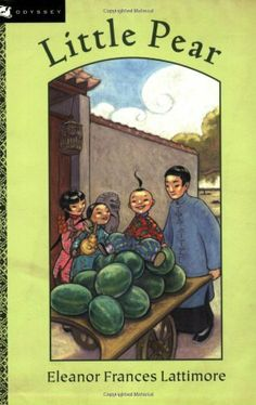 Little Pear (Odyssey Classics (Odyssey Classics)) by Eleanor Frances Lattimore.  Move In with a Chinese family in early 20th century China.  Little Pear is always up to something!