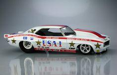 Drag Racing Model Cars | Slot Car Drag Racing