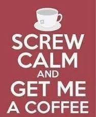 HAHAHA this is SO me! seriously - don't even talk to me until I've had my morning coffee.