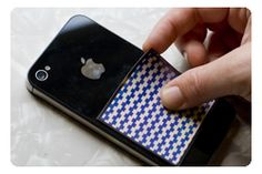 Make Stickers from Your Cell Phone Shots via photojojo #Photography #DIY #photojojo