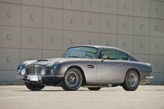 1966 Aston Martin DB6. Guess it is my dream car
