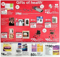 Walgreens Black Friday 2018 Ads and Deals Browse the Walgreens Black Friday 2018 ad scan and the complete product by product sales listing. Walgreens Coupons, Black Friday Ads, Check
