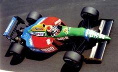 N. Piquet | Benneton | 1990