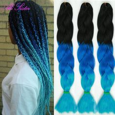 """Find More Bulk Hair Information about wholesale green braiding hair synthetic braiding hair ombre box braids hair Jumbo Hairstyles super long extensions 24"""" 100g/pc,High Quality pc tv connection cable,China pc power supply 5v Suppliers, Cheap pc usb wireless adapter from Ali Sister hair on Aliexpress.com"""